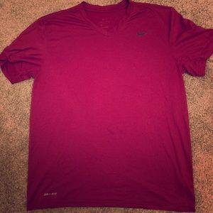 Nike Dri-Fit men's shirt.